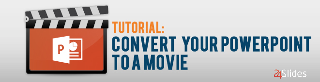 PowerPoint convert to Movie thumb