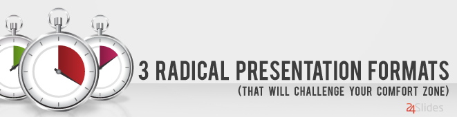 3 Radical Presentation Formats (that will challenge your comfort ...