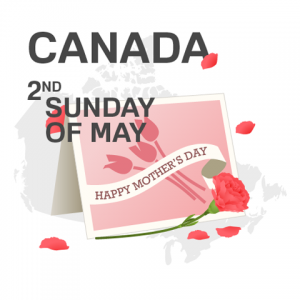 mothers day canada