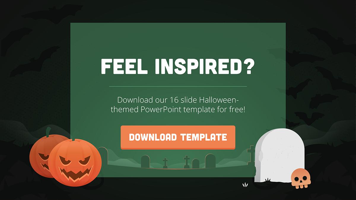 halloween powerpoint presentation inspiration