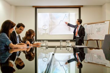 Business presentation powerpoint