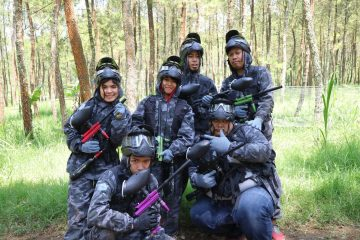 Play Saturday: Paintball!