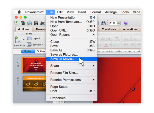 how to convert ppt-to-video-mac_1