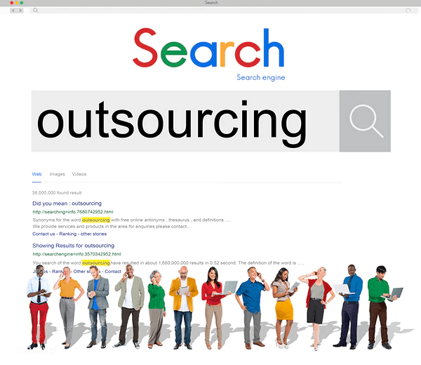 Google Search Outsourcing