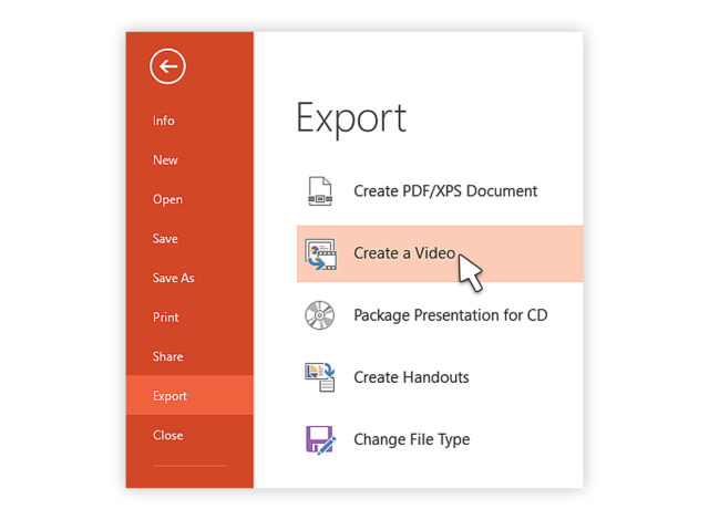 how to convert ppt-to-video-2013_2