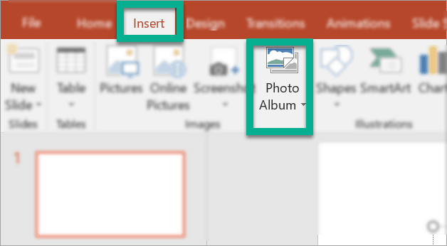 How to turn your PowerPoint pictures into a slideshow