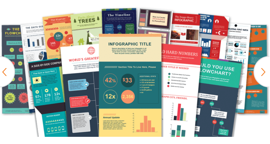 The many uses of PowerPoint - sample PowerPoint slides and PPT model