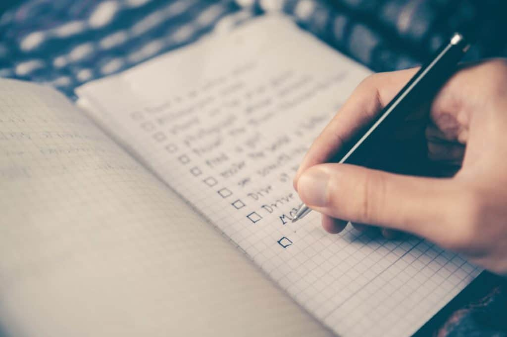Conference Preparation Presentation Checklist - 4. Create a draft of your speech and your presentation slides