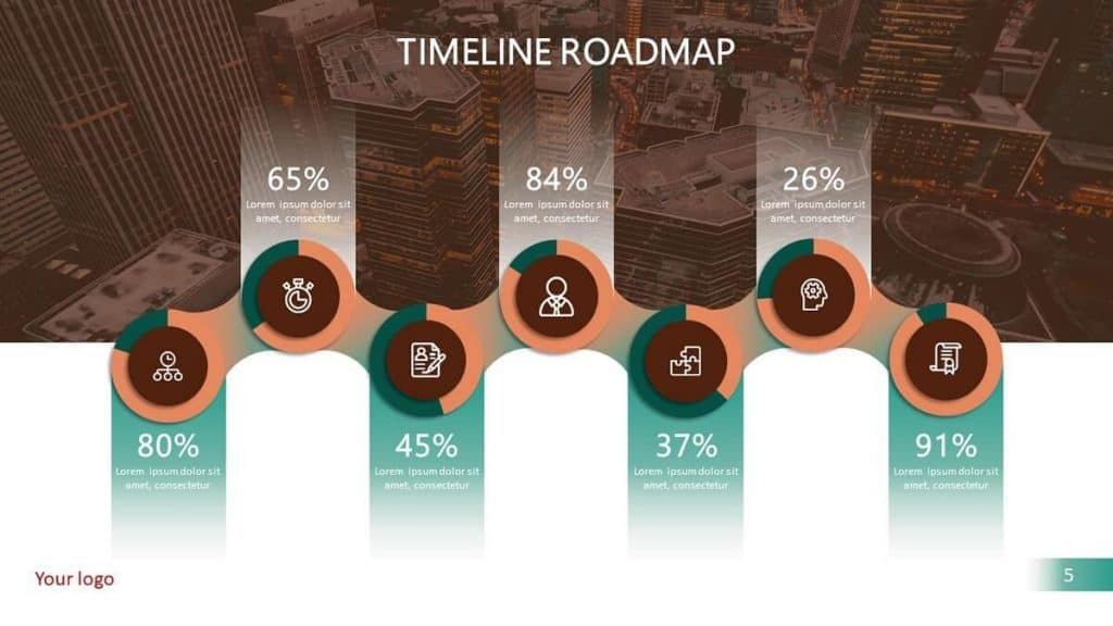 Timeline and Roadmaps Template Package