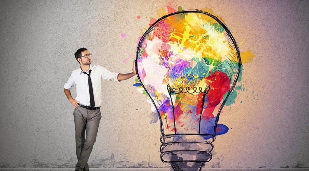 One of the most powerful creative thinking techniques used by famous presenters is looking inside for ideas.