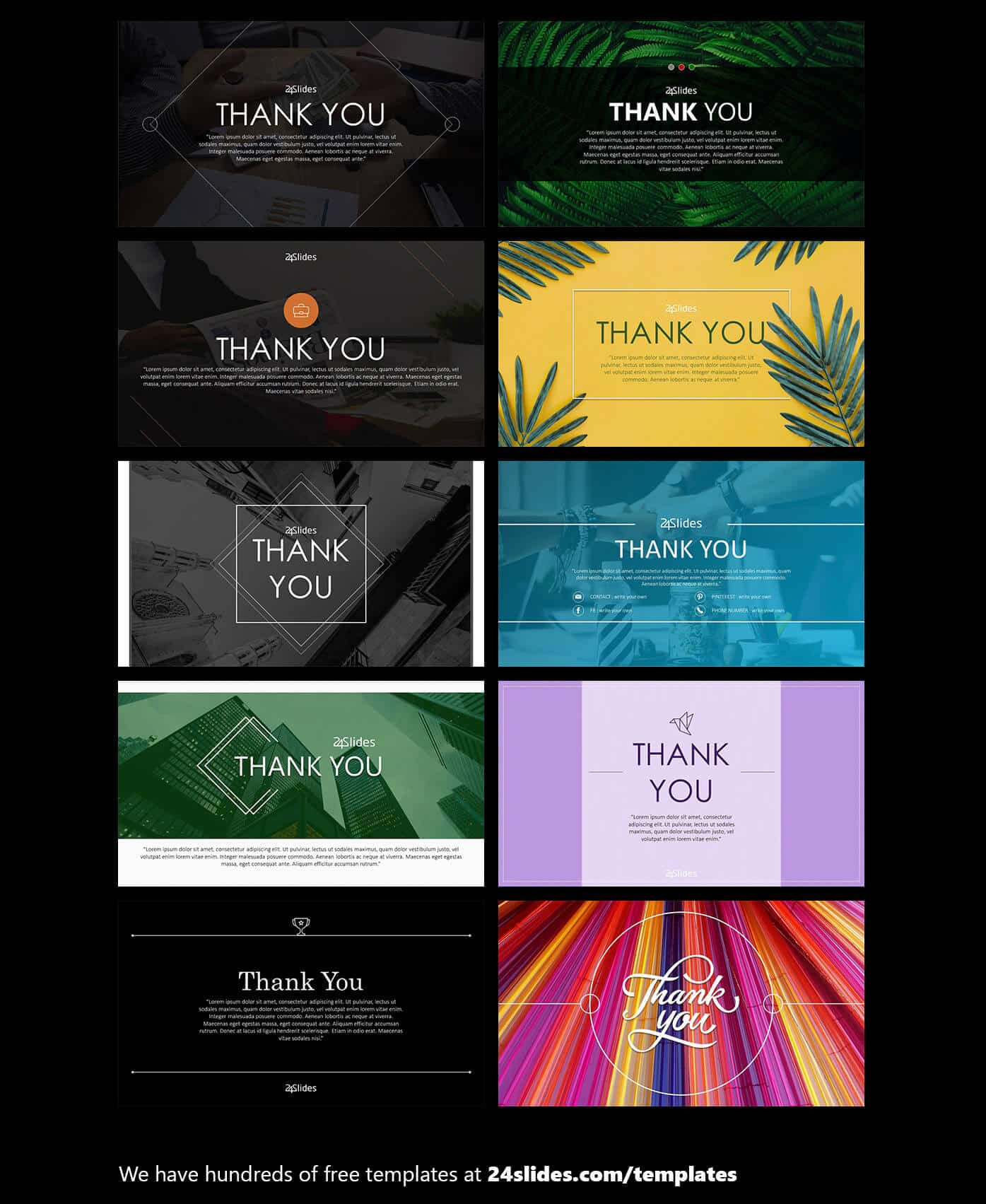 24 Fun and Colorful Free PowerPoint Templates Intended For Powerpoint Photo Slideshow Template