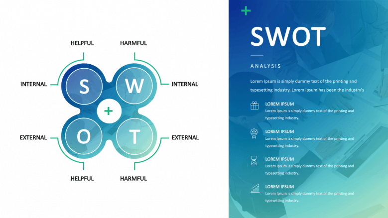 ultimate swot powerpoint template