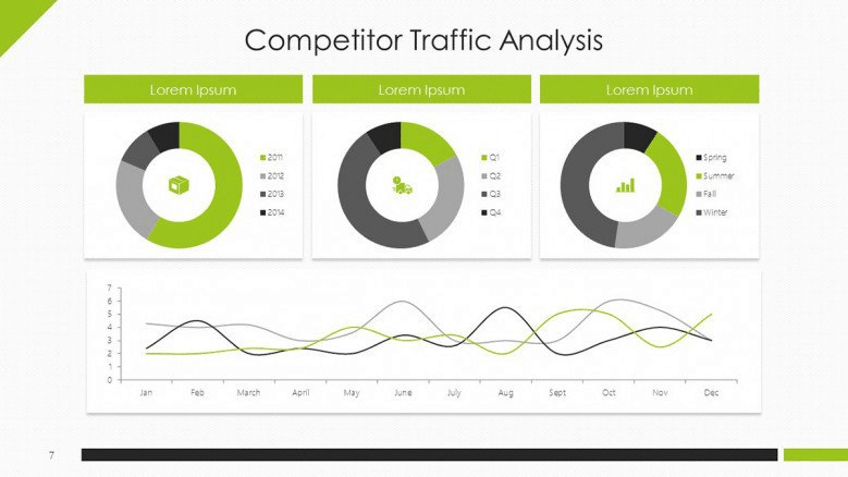 competitor powerpoint template