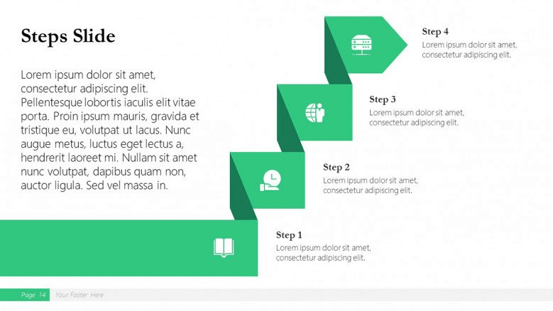 BCG powerpoint template