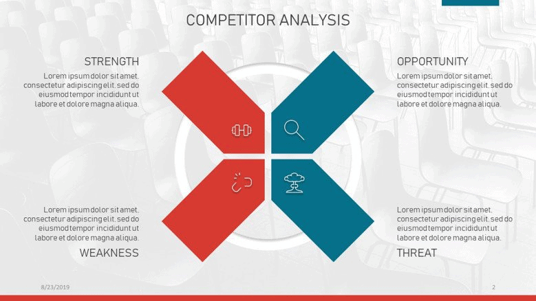 competitor analysis PowerPoint Template