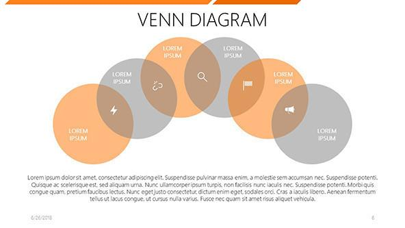 Free powerpoint templates templates by 24slides venn diagram powerpoint template ccuart Image collections