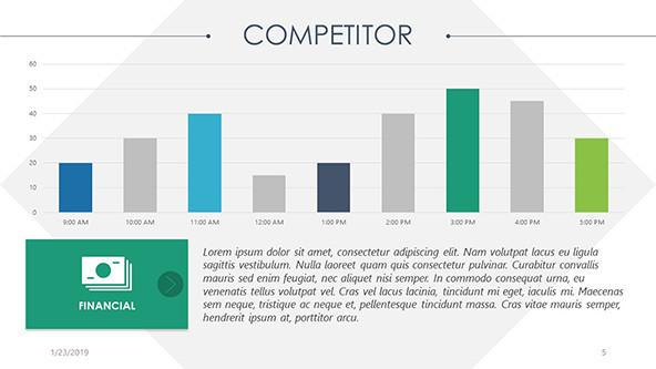 FREE Competitor PowerPoint Template PowerPoint Template
