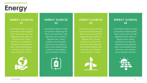 FREE Energy PowerPoint Template PowerPoint Template