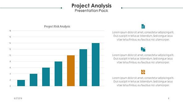 FREE Project Analysis PowerPoint Template PowerPoint Template