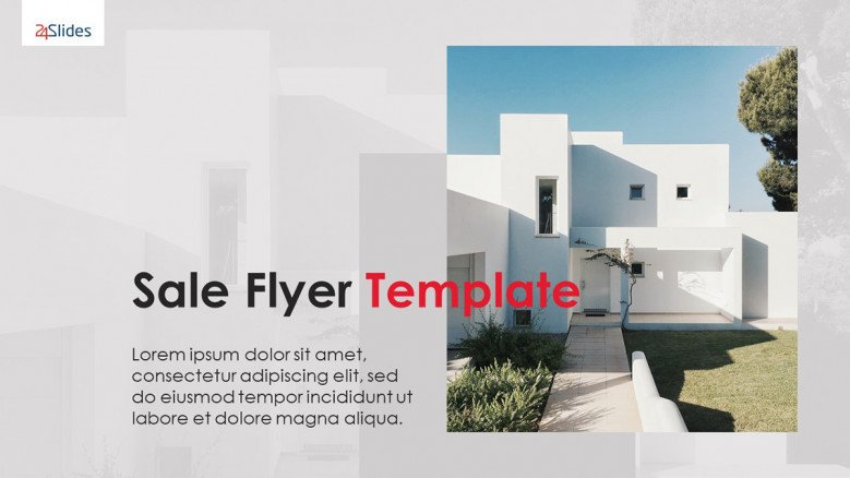 Sale Flyer Template Pack