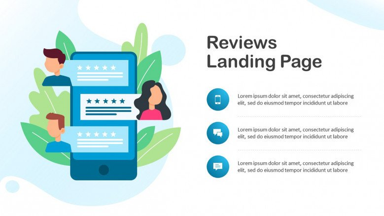Twitter Campaign Reviews Slide