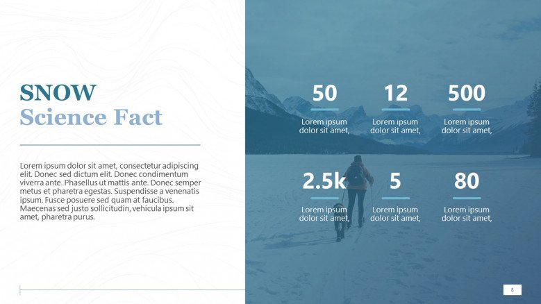 Snow Science Facts