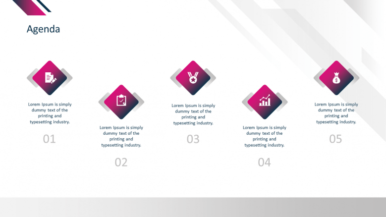 corporate free powerpoint template pack