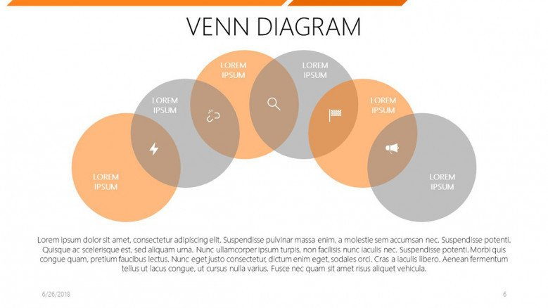 six-set venn diagram slide