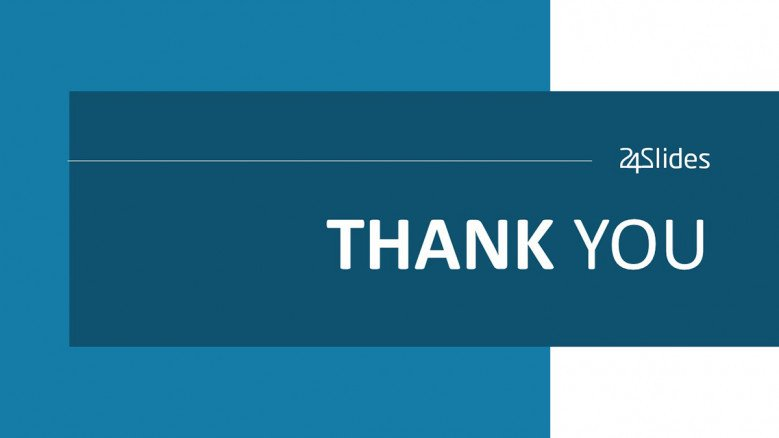 Corporate Thank You PowerPoint Slide