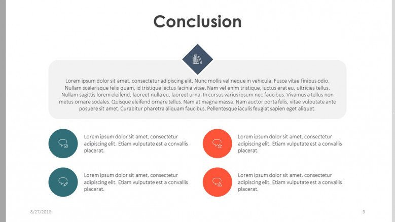 Bachelor Thesis Presentation Conclusions