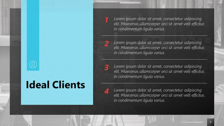 Ideal Clients for your E-commerce business