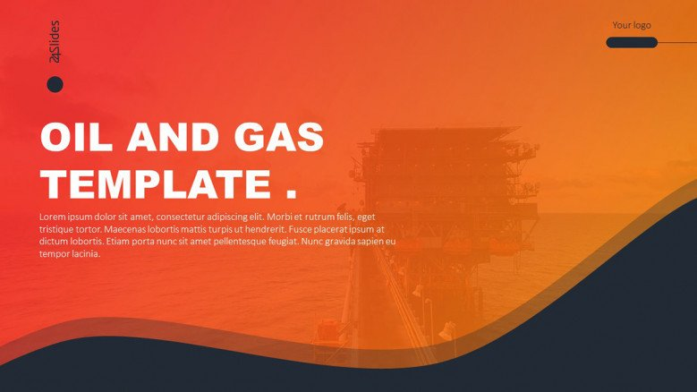 Oil and gas title slide
