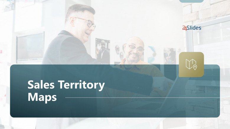 Sales Territory Maps in PowerPoint