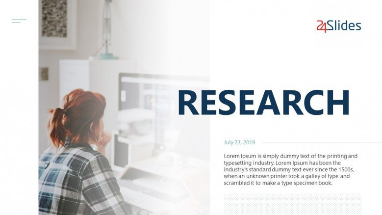 Research Report PowerPoint Presentation
