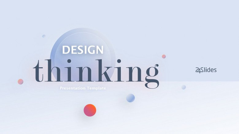 Design Thinking Process PowerPoint Template