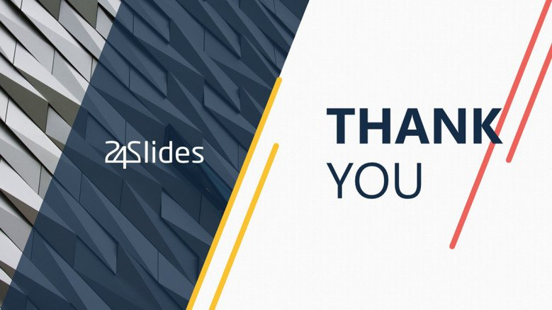Thank you end slide