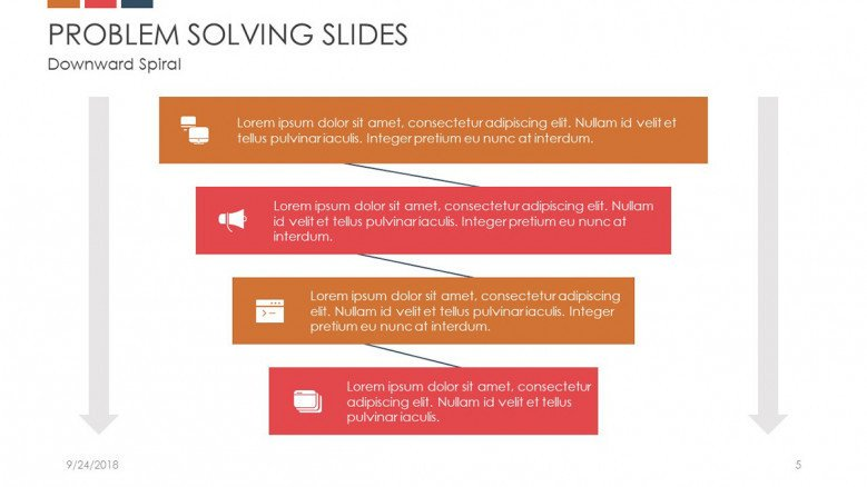 problem solving analysis in four key factors