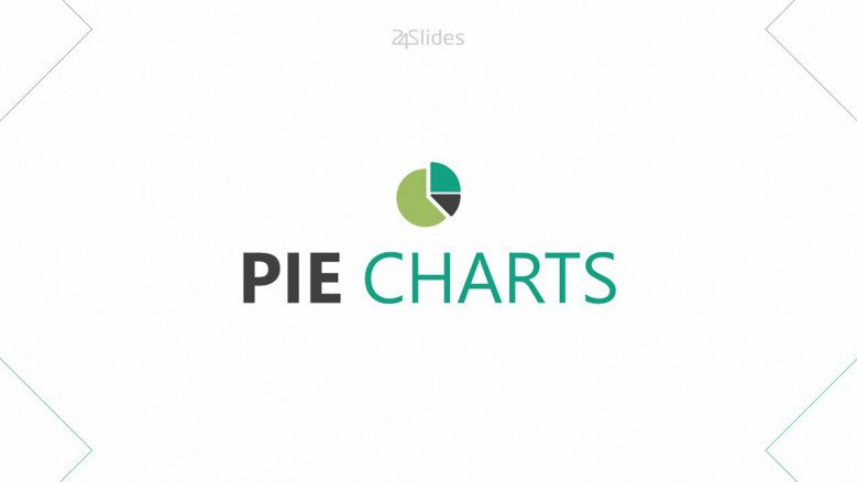 welcome slide for pie chart presentation