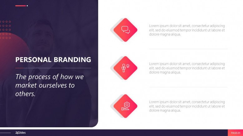 Tips for a powerful personal brand