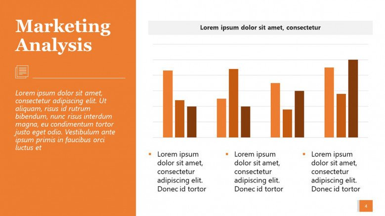 Marketing Bar Charts in PowerPoint