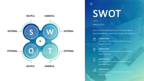 Ultimate swot analysis template pack free powerpoint templates swot analysis slides maxwellsz