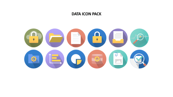 Data Icons Slides